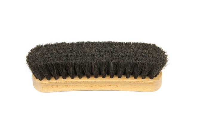 Buffs Up The Shine After Polishing Loake Horsehair Brush